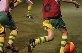 サッカースクールコンセプト