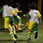 パルティーダサッカースクール春休み予定