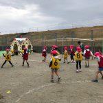 今年度最後の中須保育園サッカースクール!!!
