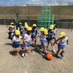 中須保育園サッカースクール!!!