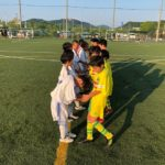 U10パルティーダサッカースクールチーム交流戦!!!