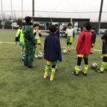 U12パルティーダサッカースクールチーム交流戦!!!