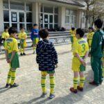 令和3年4月25日(日) U11公式戦チームvs城田SC 練習試合