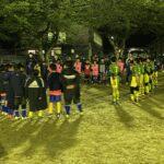 令和3年4月18日(日) 公式戦チーム6年生 練習試合vsFCプエルタ、TOYODA